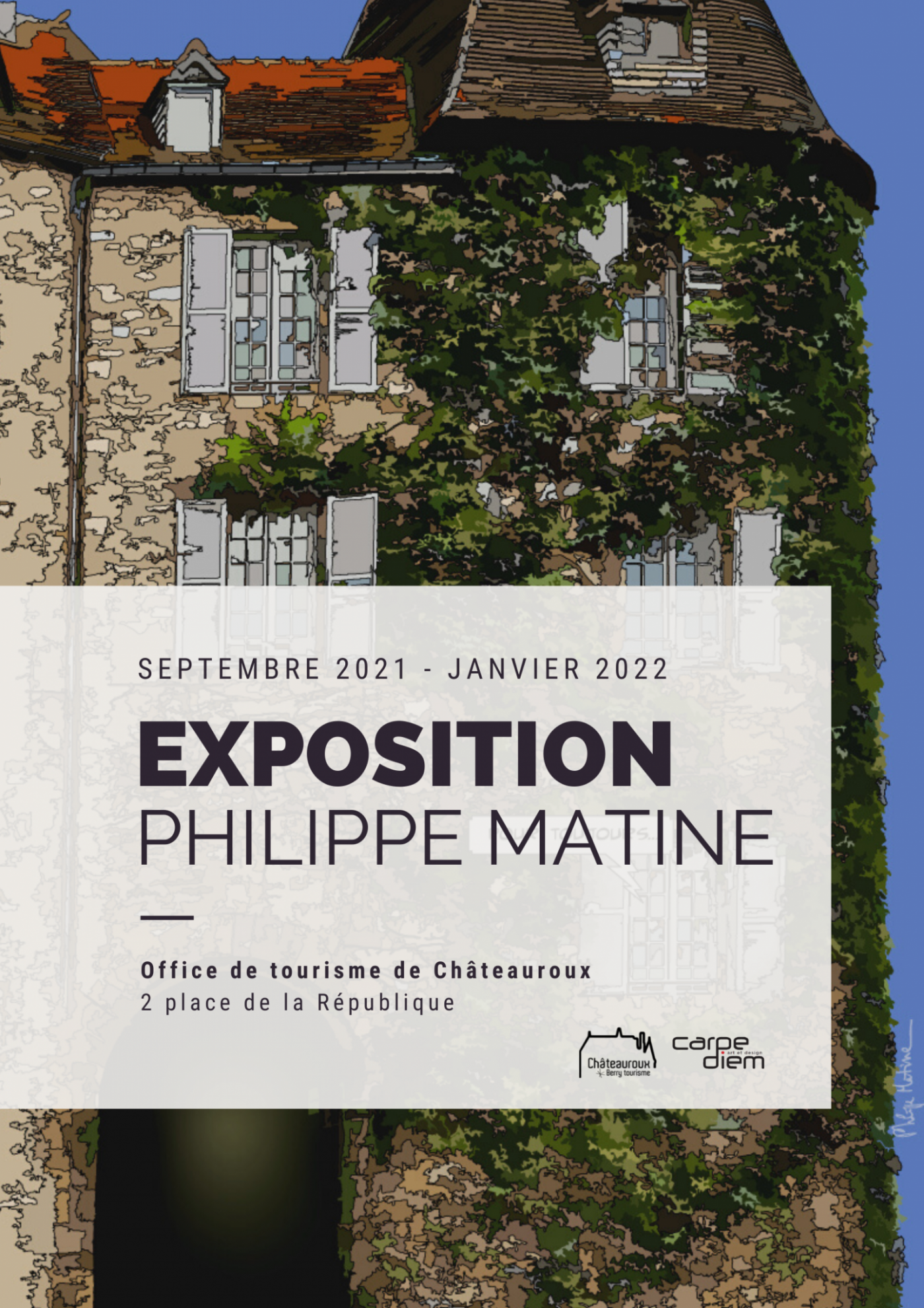Exposition Philippe Matine