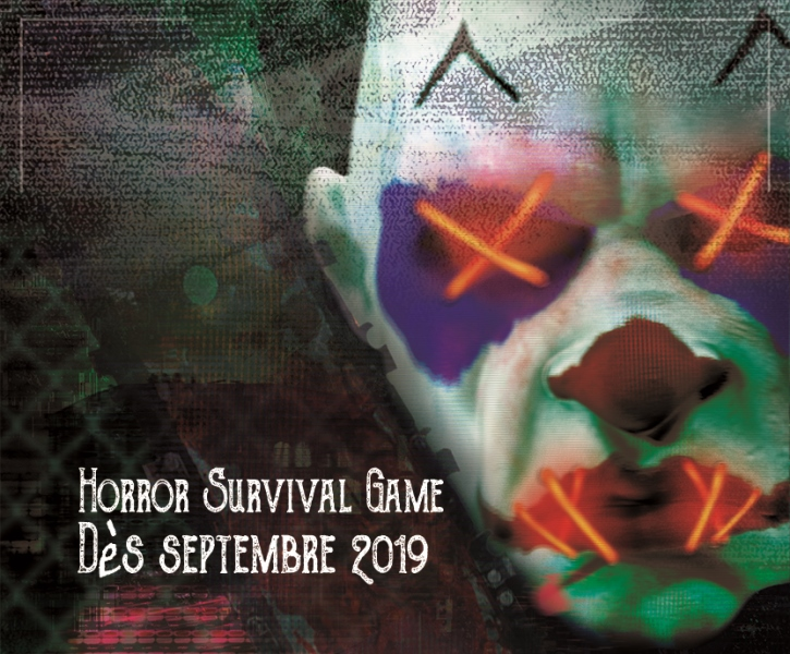 Horror-Survival-Game