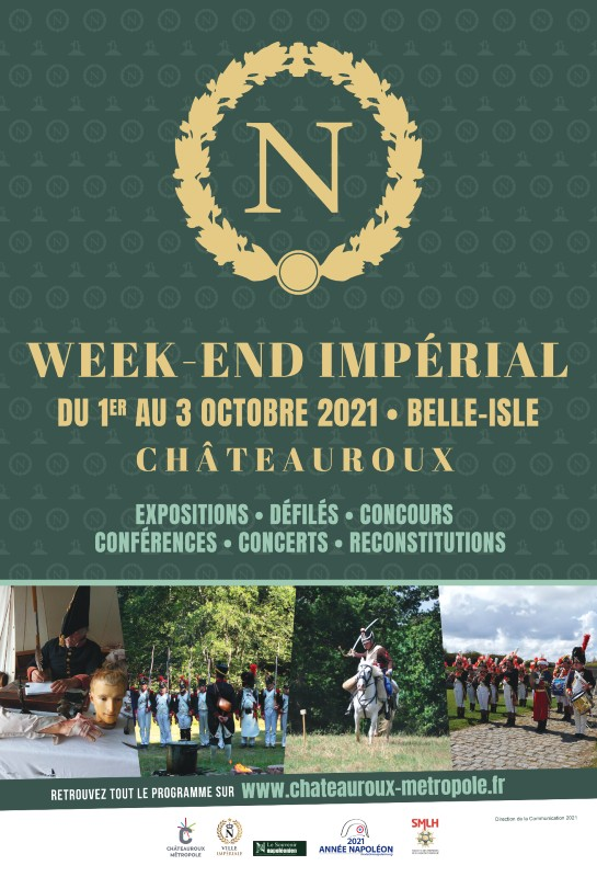 Week-end impérial Chateauroux