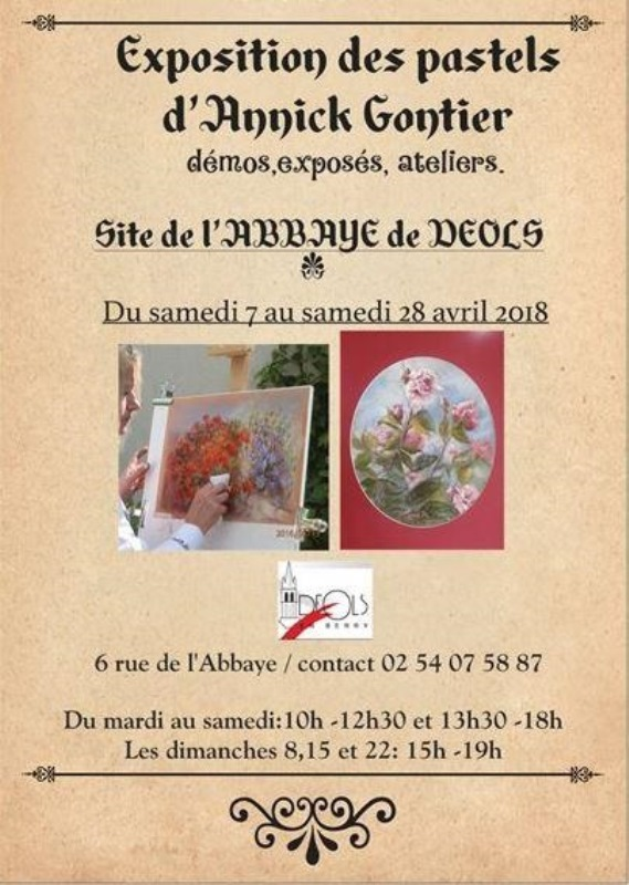 Exposition Annick Gontier